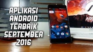 Aplikasi Android Terbaik September 2016 - Google Pixel Launcher
