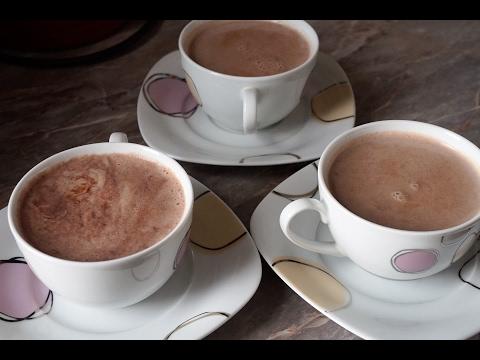 Как сварить какао/Cocoa
