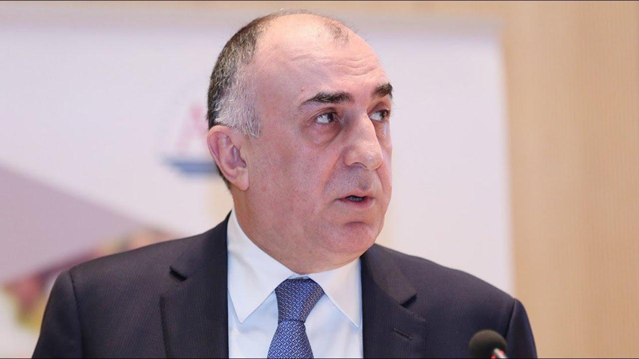 Elmar Məmmədyarov Azərbaycan dilində danışa bilmir? - YouTube