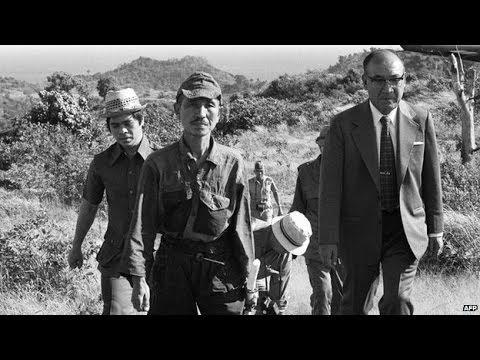 Japan WW2 soldier who refused to surrender Hiroo Onoda dies