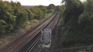 Freight trains around Sevenoaks 26/10/2016