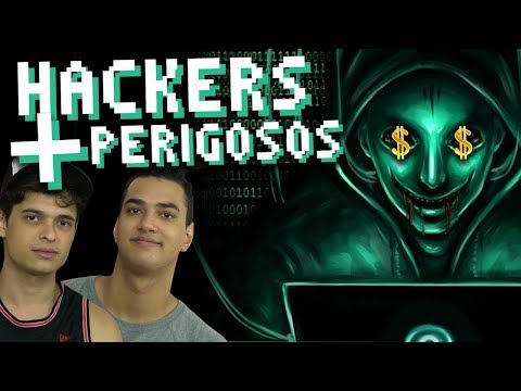 OS HACKERS MAIS PERIGOSOS DO MUNDO !!