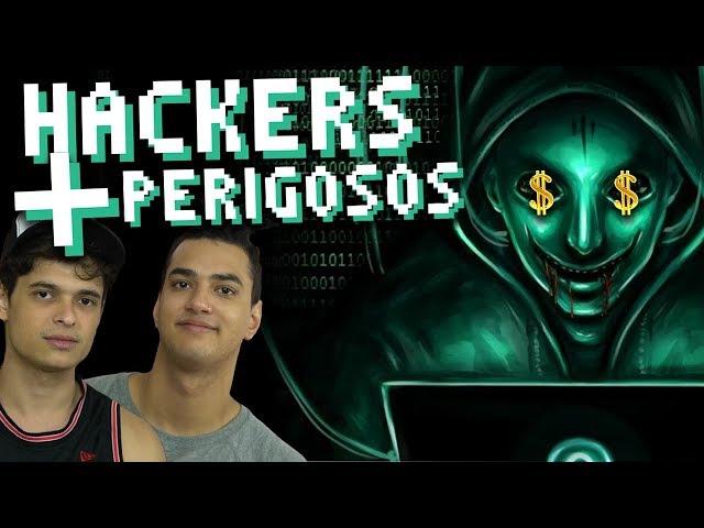 OS HACKERS MAIS PERIGOSOS DO MUNDO !!