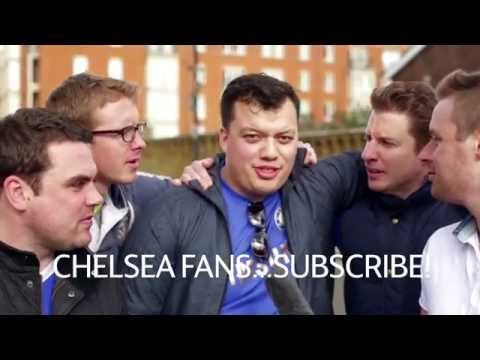 Chelsea Fans' Message To Arsene Wenger On His 1000th Game! - Chelsea 6-0 Arsenal
