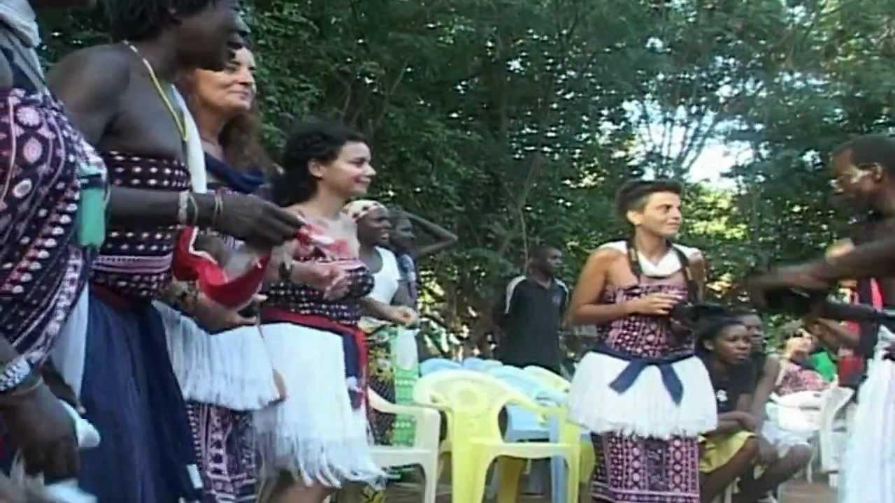 Giriama wedding