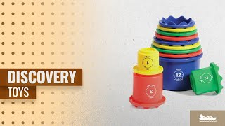 Top 10 Discovery Toys 2018: MEASURE UP! Cups by Discovery Toys