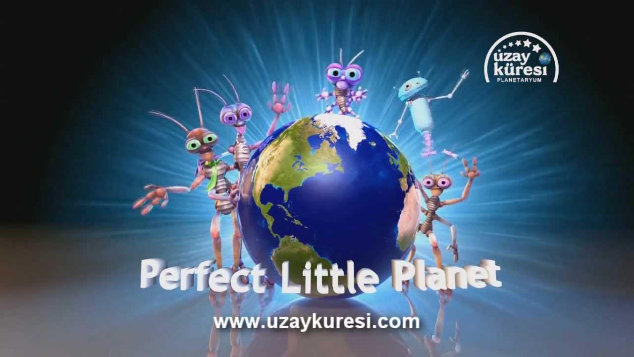 Download planetaryum Perfect Little Planet- Bir Uzay Macerası