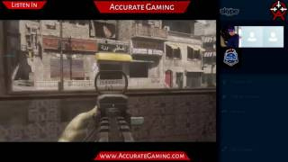 [Show Match #004] AcTiVe Gaming Vs Accurate Gaming [POV] | AccurateGaming
