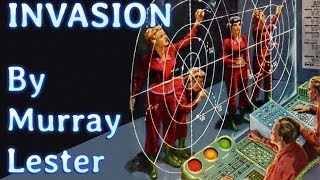 Invasion by Murray Leinster, read by Gregg Margarite, complete unabridged audiobook