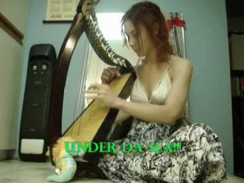 """Disney"" Harp Karaoke: Under the Sea!"