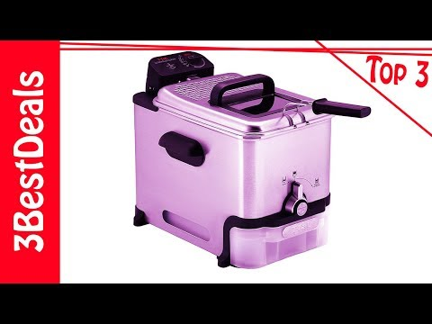 3 Best Deep Fryer Reviews 2019?