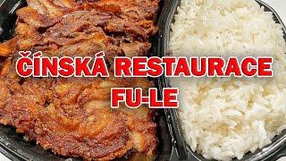 VEPŘOVÝ JAZYK a další PŘEKVAPENÍ z Čínské restaurace Fu-Le!