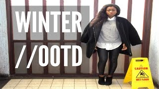QUICK WINTER OOTD // JANUARY 2015 Thumbnail