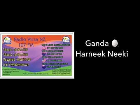 Reply to Uneducated Radical Radio Virsa Harneek neeki It's Sikh way of Life Son