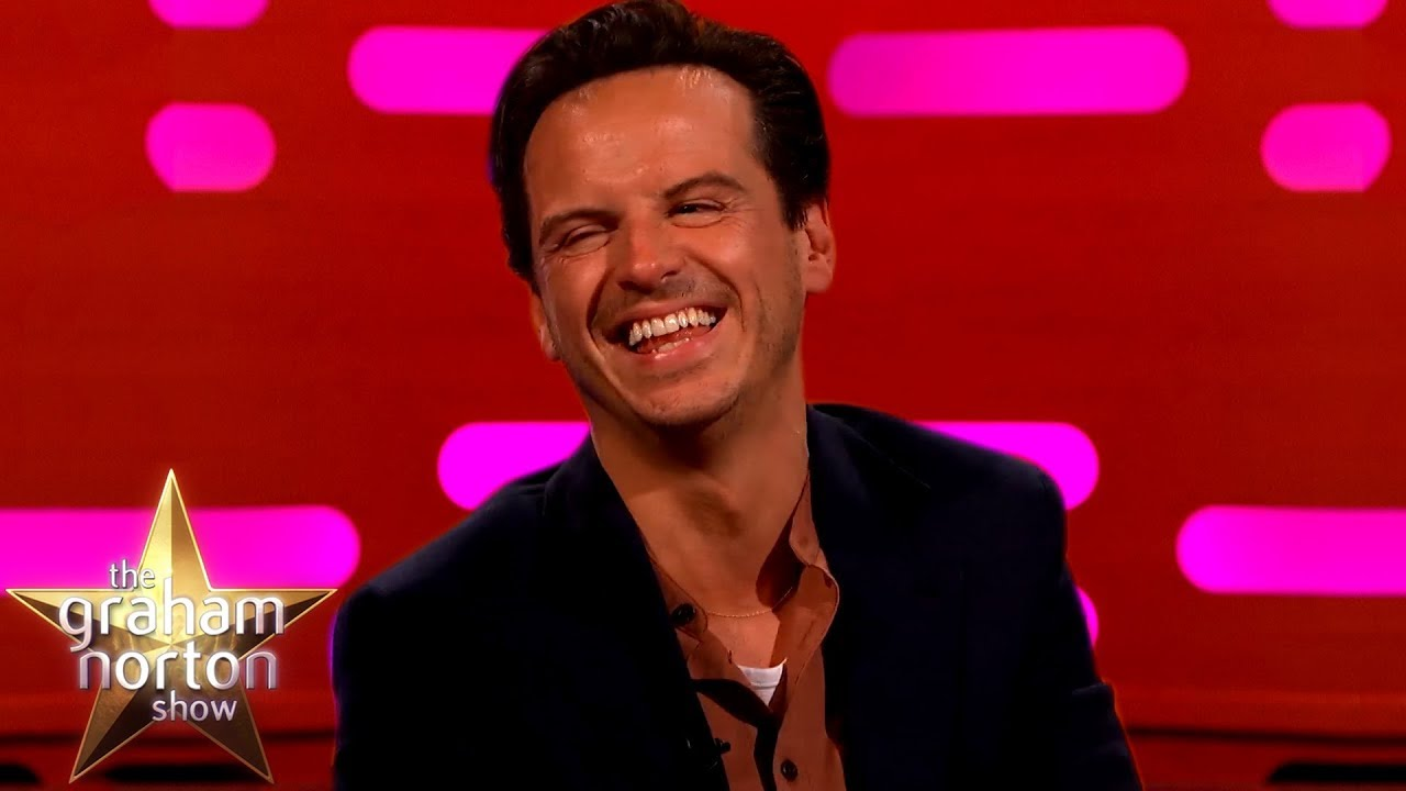 Download Andrew Scott Cannot Handle Twitter's Reaction To 'Hot Priest'   The Graham Norton Show