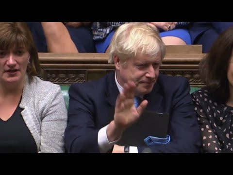 UK PM Johnson vows to get Brexit deal after losing election vote again
