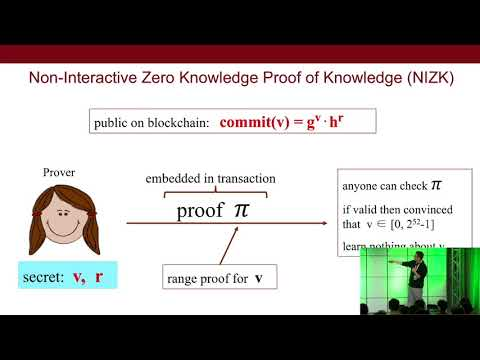 Efficient Confidential Transactions Using Bulletproofs-Dan Boneh, Stanford University | NEO DevCon 1