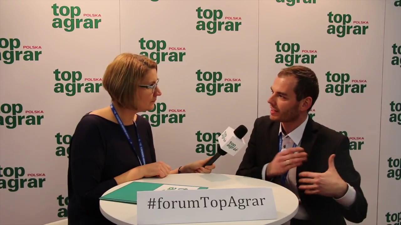 #forumTopAgrar: Efektywna ochrona roślin zdaniem Pawła Talbierza