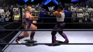 TCW* dark match: Racky Joe vs. Billy Yank