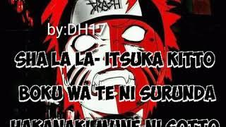 Lirik lagu Naruto sha la la