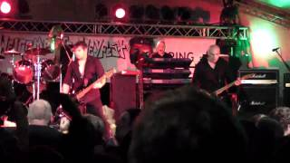 Stranglers - Down In The Sewer - Weyfest 2010