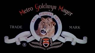 MGM/UA LEO T. LION THE SINGING LION BACK IN BLACK