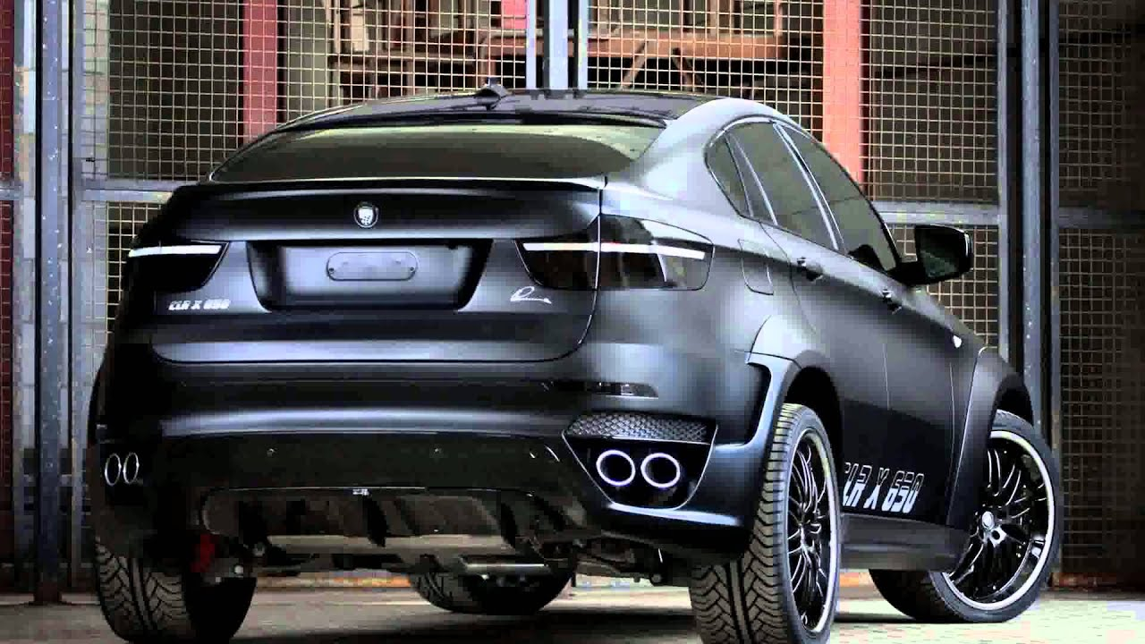Bmw X6 Tuning Youtube