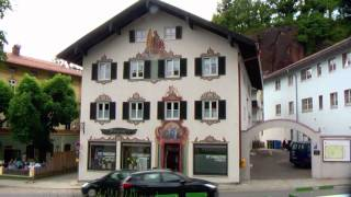 Neubeuern in Bayern am 12. Mai 2011.  Video