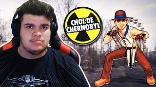 QUE RAIVA DESSA BARATA DE CHERNOBYL!!!| Online #242