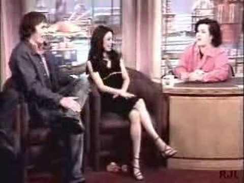 Mila Kunis on Rosie O'Donnell