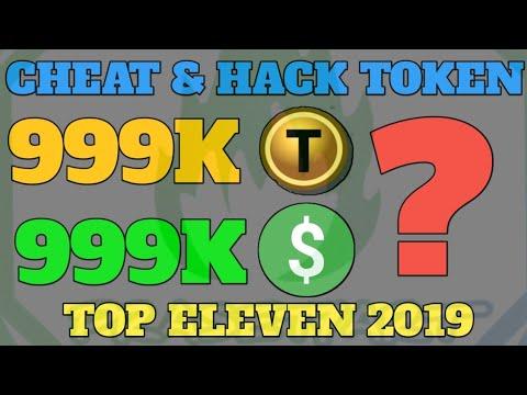 CHEAT DAN HACK TOKEN? - TOP ELEVEN 2019