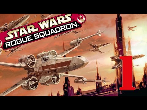 Star Wars Rogue Squadron   ROGUE ONE THE GAME?!?!   Ep1  