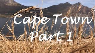 Touring Cape Town - South Africa