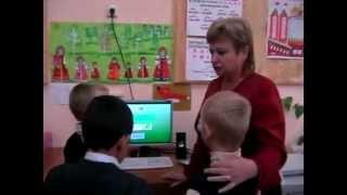 Урок русского языка во 2 классе (2014)