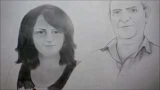 Drawing my parents