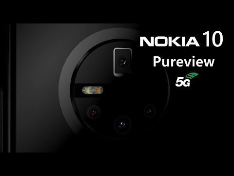 Nokia 10 Pureview First Look, 5G, Price, Launch Date, Camera, Features, Specs,Trailer, Leaks,Concept