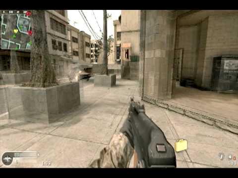 CoD4 Fragmovie R3DL`DioxZy  (Riddick)