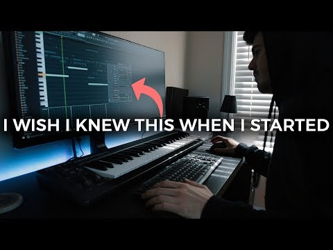 4 Things I wish I knew when I started making beats. | Making a Beat FL Studio Tutorial