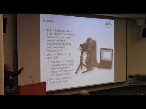 ASD - Applications & New Trends in Spectroscopy Brian Curtiss | ASD Inc & RIT #1