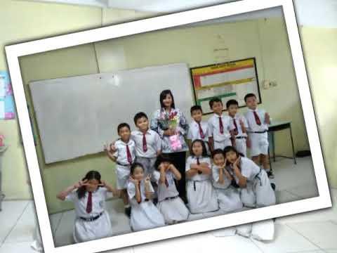 Perayaan Teacher day Galatia elementary school Jakarta Barat