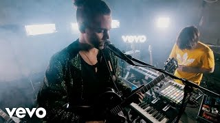 Alex Vargas - Higher Love (Live - Vevo Exclusive)