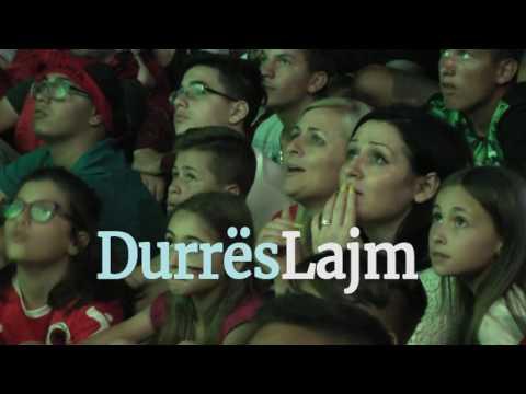 Durrësi feston si i çmendur fitoren ndaj Rumanisë