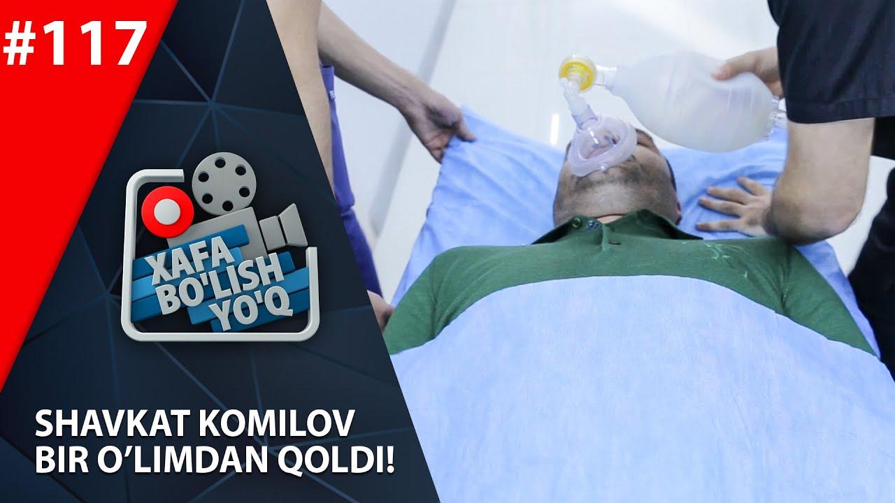 Xafa bo'lish yo'q 117-son Shavkat Komilov bir o'limdan qoldI! (19.09.2020)