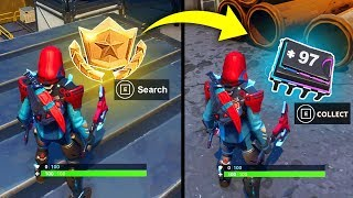 WEEK 8 SECRET BATTLESTAR REPLACED to FORTBYTE 97– Found at a Location Hidden within Loading Screen 8