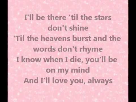 Always - BON JOVI cover by Chrystalla with lyrics