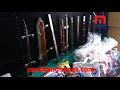 Kho hàng về chân trụ cầu thang kính và lan can kính lớn nhất Việt Nam mp3 indir