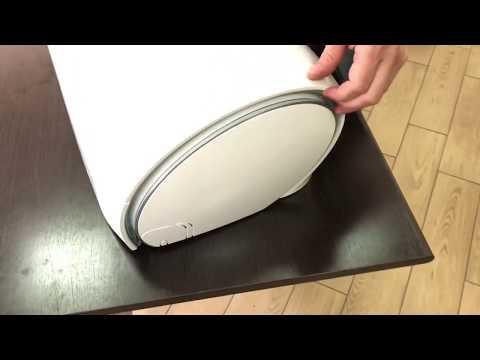 Сплит-система Haier AS25S2SD1FA/1U25S2PJ1FA (видео 1)