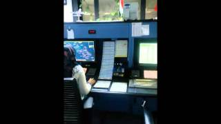 Iraqi air traffic controller 3- Baghdad Center 2014
