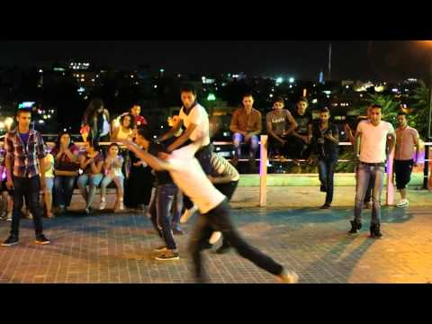 Rainbow Street Dance - Amman Jordan