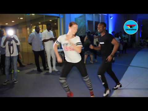 Highlights of Ghana Dance Festival 2017